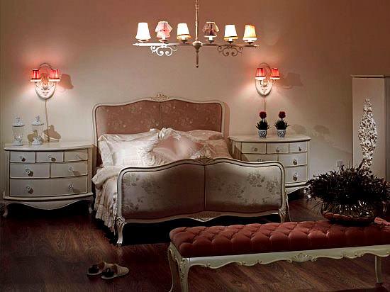 Modern renkli mobilya dekorasyon stilleri 6