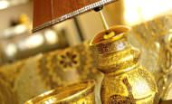 Osmanlı İşlemeli Dekoratif Aksesuarlar