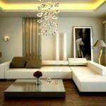 oturma odası boyutuna göre dekorasyon stilleri