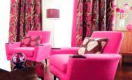 Oturma Odası Dekoratif Perde Fikirleri