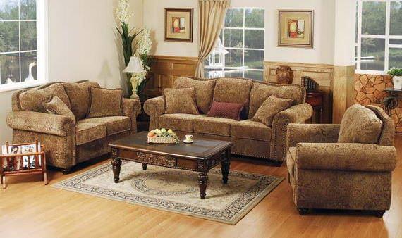 Oturma Odası Koltuk Takımı Modelleri 19