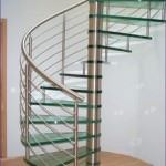 oval dubleks daire merdivenleri - oval metal camli merdiven 150x150 - Oval Dubleks Daire Merdivenleri