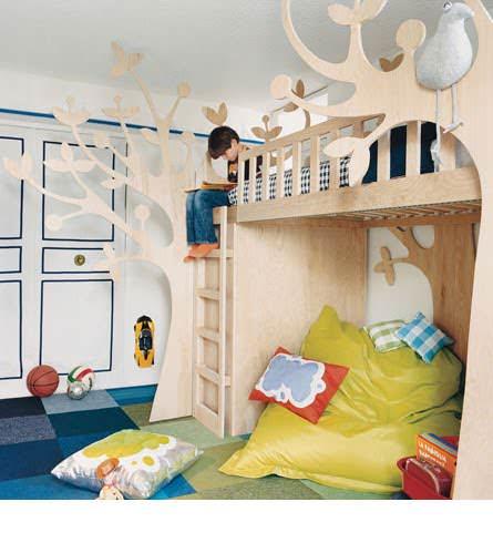 Yeni Model Çocuk Odası Ranza Fikirleri 12