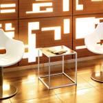 dekoratif modern plastik sandalye modelleri - papatya dekoratif plastik sandalye modelleri 150x150