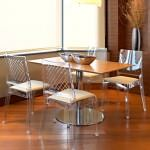 Dekoratif Modern Plastik Sandalye Modelleri 3