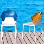 dekoratif modern plastik sandalye modelleri - papatya dekoratif plastik sandalye4 150x150