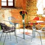 Dekoratif Modern Plastik Sandalye Modelleri 6