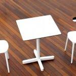 dekoratif modern plastik sandalye modelleri - papatya plastik masa sandalye 150x150