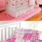 bebek odası hazırlamak - pembe bebek besigi 150x150 - Bebek odası dekorasyon fikirleri
