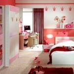 pembe renkli kız Çocuk odası modelleri - pembe beyaz cocuk odasi modeli 150x150 - Pembe Renkli Kız Çocuk Odası Modelleri