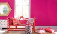 Pembe Renk Oda Dekorasyon Örnekleri
