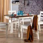 İstikbal mobilya mutfak masa sandalye takımları - perla masa sandalye beyaz ahsap 150x150 - İstikbal Mobilya Mutfak Masa Sandalye Takımları