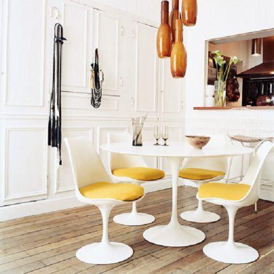 Modern Yemek Masası Ve Sandalye Modelleri 19