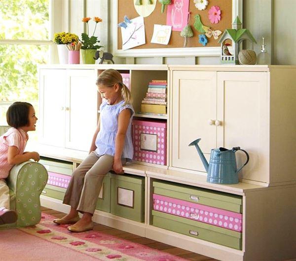 çocuk odası dolap sistemleri