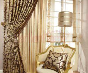 Prestige Modern Dekoratif Perde ve Kumaş Tasarımları
