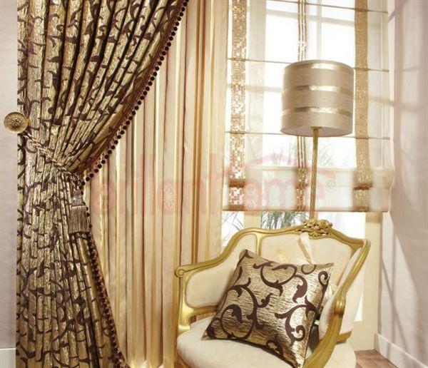 Prestige Modern Dekoratif Perde ve Kumaş Tasarımları 14