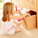 Şirin Kız Çocuk Odası Mobilya Modeli 9