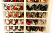 Ayakkabı Saklama Depolama Dolap Fikirleri