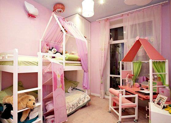 Her Yaşa Göre Çocuk Odası Dekorasyon Fikirleri
