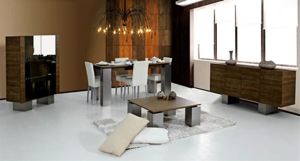 Rapsodi Mobilya Dekoratif Yemek Odası Modelleri 2