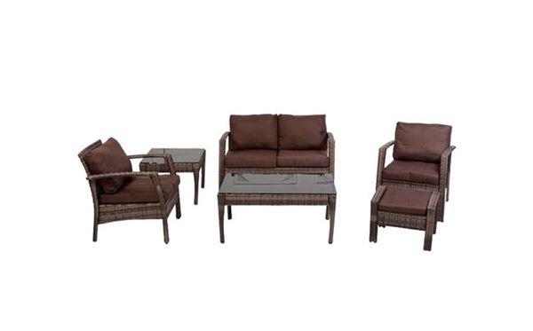 Tepe Home Dış Mekan Masa Sandalye Koltuk Modelleri 9
