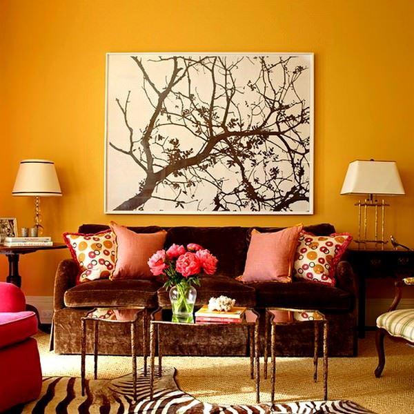 Renklerle Odalarınızı Canlandırın 1