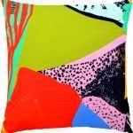 Renkli Ve Desenli Yastık Modelleri 8