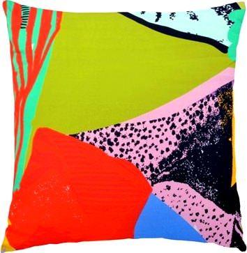 Renkli Ve Desenli Yastık Modelleri 10