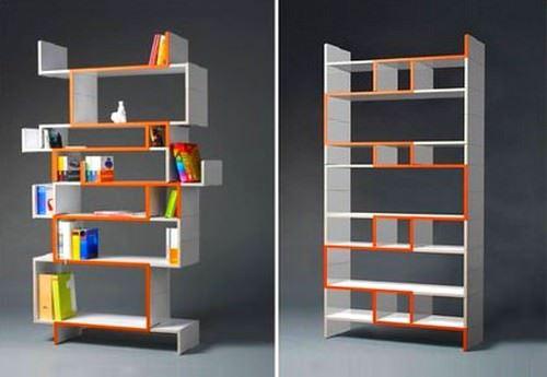 Modern Yeni Tasarım Kitaplık Modelleri 12