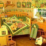 bebek odası hazırlamak - renkli bebek odasi dekor modeli 150x150 - Bebek odası dekorasyon fikirleri