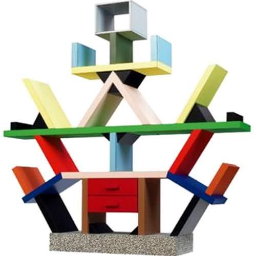 Modern Yeni Tasarım Kitaplık Modelleri 11
