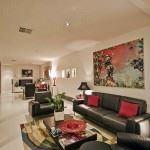 Modern Renkli Salon ve Oturma Odası Stilleri 10