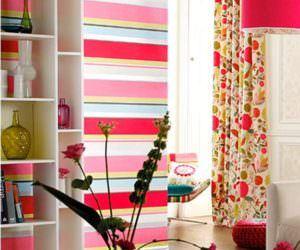Çizgili Duvar Kağıdı Modelleri Ve Renkleri