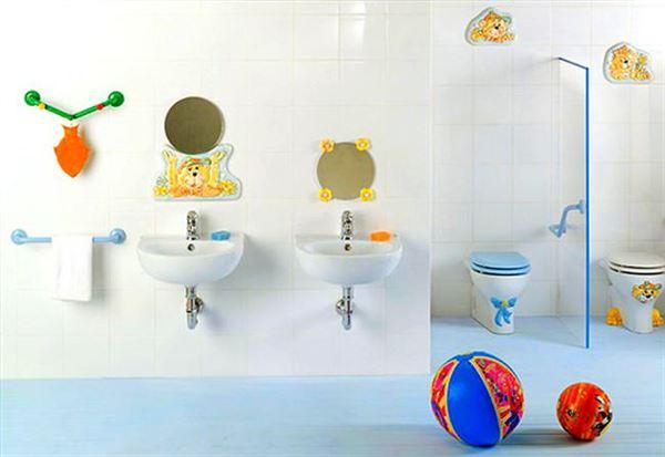 https://www.dekorasyonbilgisi.com Şirin Çocuk banyosu dekorasyon fikirleri - renkli cocuk banyo dekorasyon stilleri - Şirin Çocuk Banyosu Dekorasyon Fikirleri