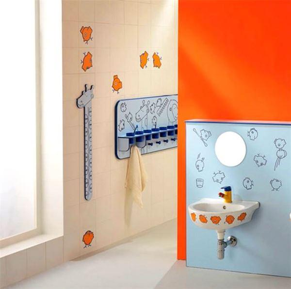 https://www.dekorasyonbilgisi.com Şirin Çocuk banyosu dekorasyon fikirleri - renkli cocuk banyo dekorasyonlari - Şirin Çocuk Banyosu Dekorasyon Fikirleri
