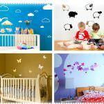 Çocuk Odasına Renkli Eğlenceli Dekorasyon Stilleri 5