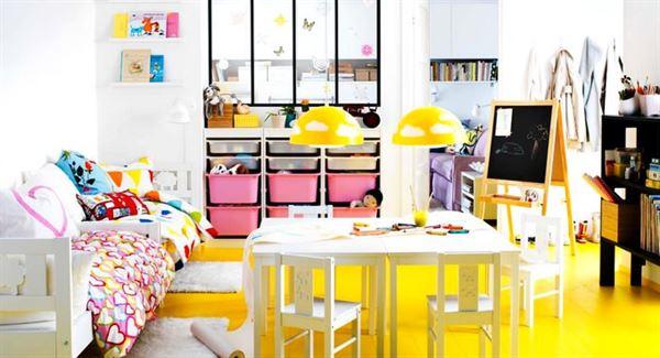 İkea mobilya katoloğu - renkli ikea cocuk odasi 2013 modeli - İkea Mobilya Katoloğu