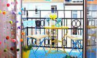 Balkon Dekorasyon Modelleri