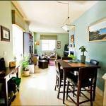Modern Renkli Salon ve Oturma Odası Stilleri 11
