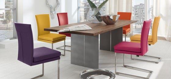 Modern Yemek Masası Ve Sandalye Modelleri 20