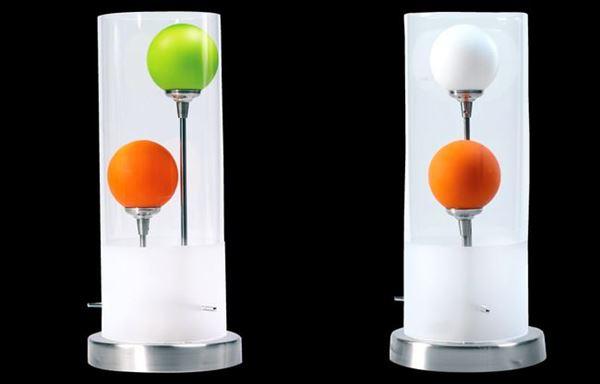 Renkli Dokunmatik Lambader Modelleri