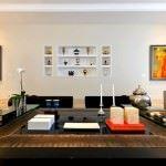 Zarif Ve Şık Oturma Odası Dekorasyon Fikirleri 9