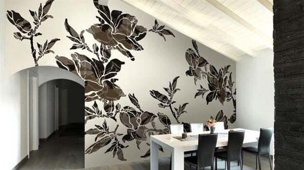 İlgi Çekici Dekoratif Duvar Kağıt Modelleri 7