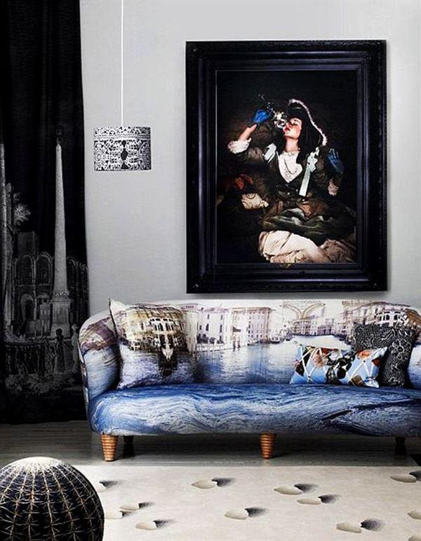 resim-baskili-koltuk-kumaslari zarif resim baskılı koltuk tasarımı
