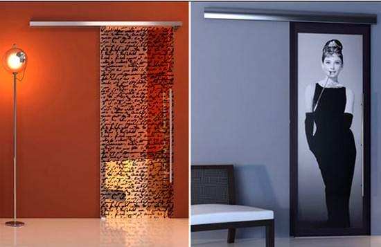 Sürgülü Cam Kapı Örnekleri 2