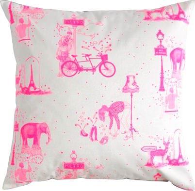 Renkli Ve Desenli Yastık Modelleri 11