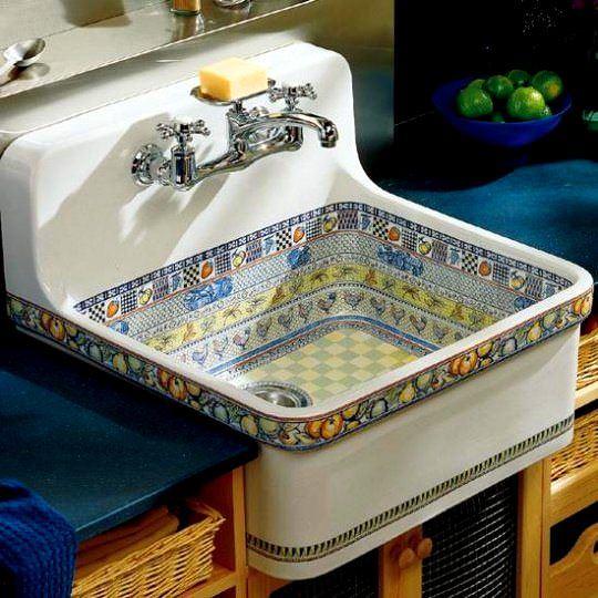 banyo lavabo modeli