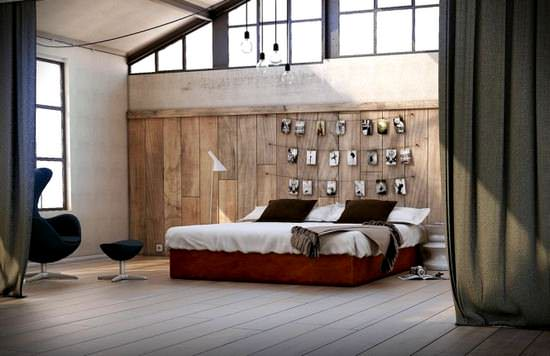 rustik-yatak-odasi-duvar-dekorasyonu