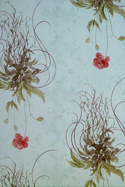 Güzel Desenli Duvar Kağıt Modelleri