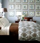 akdeniz stili dekorasyon fikirleri - sade yatak odasi 140x150 - Akdeniz Stili Dekorasyon Fikirleri